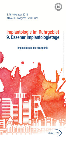 Implantologie im Ruhrgebiet – 9. Essener Implantologietage