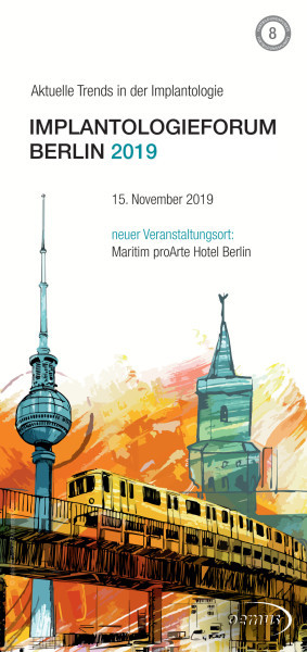 Implantologieforum Berlin 2019