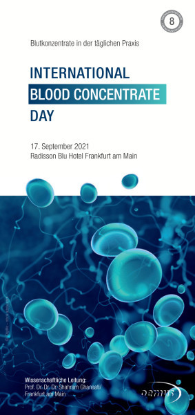 International Blood Concentrate Day